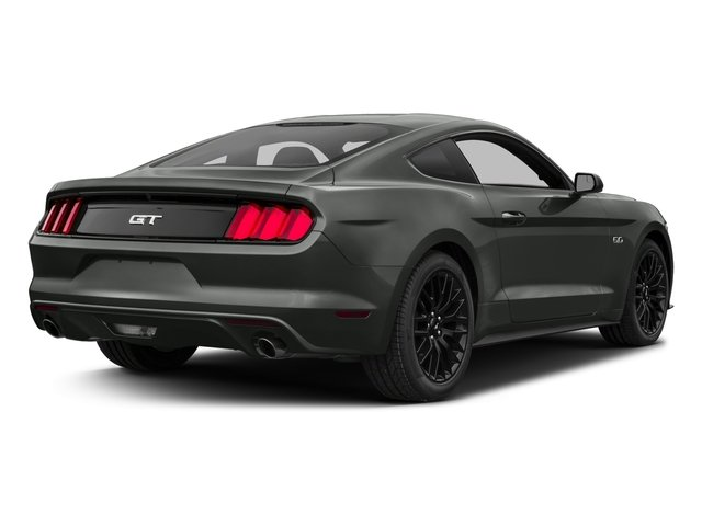 2017 Ford Mustang Base Price Gt Premium Fastback Pricing Side Rear View