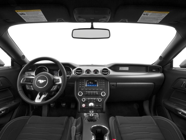 2017 Ford Mustang Pictures Mustang Coupe 2D GT V8 photos full dashboard