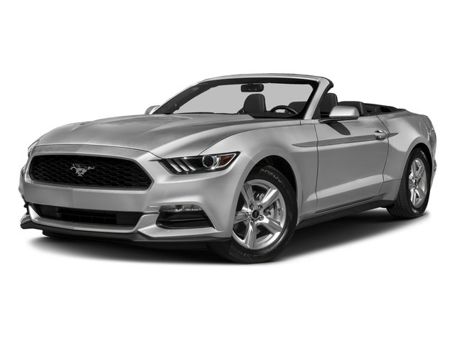 2017 Ford Mustang Prices and Values Convertible 2D V6