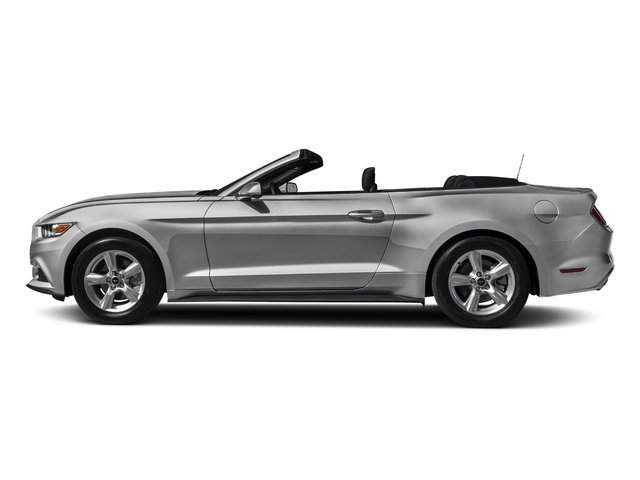 2017 Ford Mustang Prices and Values Convertible 2D V6 side view