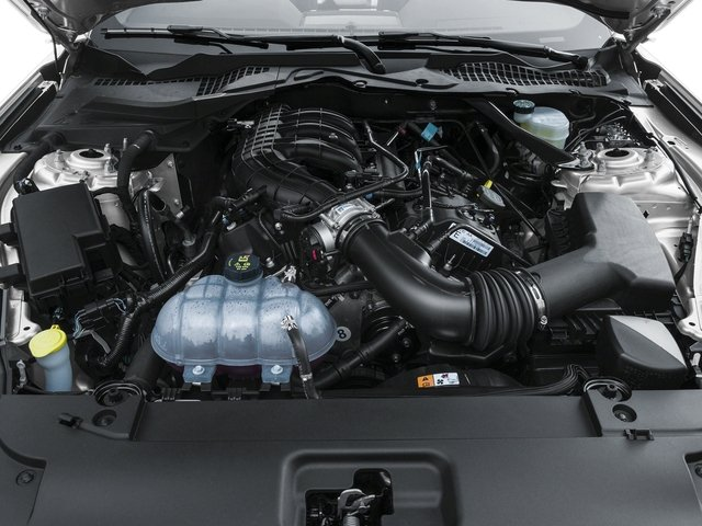 2017 Ford Mustang Prices and Values Convertible 2D V6 engine