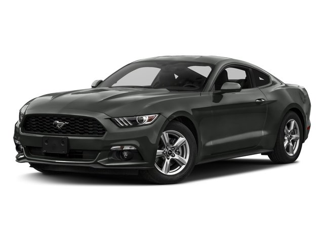 2017 Ford Mustang Prices and Values Coupe 2D V6
