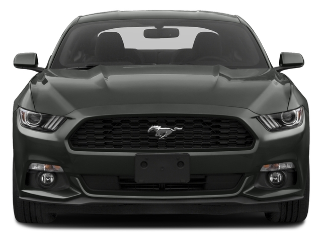 2017 Ford Mustang Prices and Values Coupe 2D V6 front view
