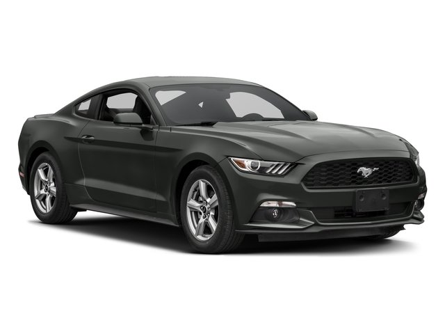 2017 Ford Mustang Prices and Values Coupe 2D V6 side front view
