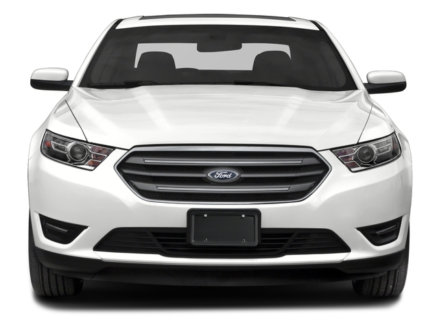 2017 Ford Taurus Prices and Values Sedan 4D SE EcoBoost I4 Turbo front view