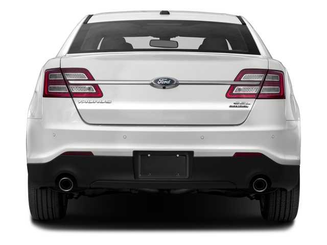 2017 Ford Taurus Prices and Values Sedan 4D SE EcoBoost I4 Turbo rear view