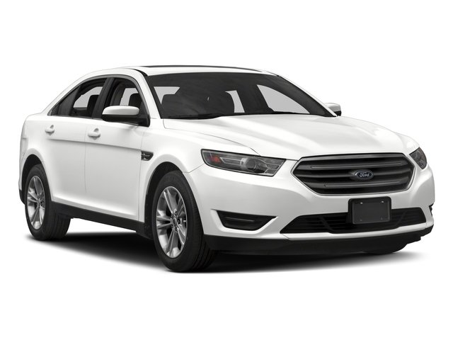 2017 Ford Taurus Pictures Taurus Sedan 4D Limited AWD V6 photos side front view