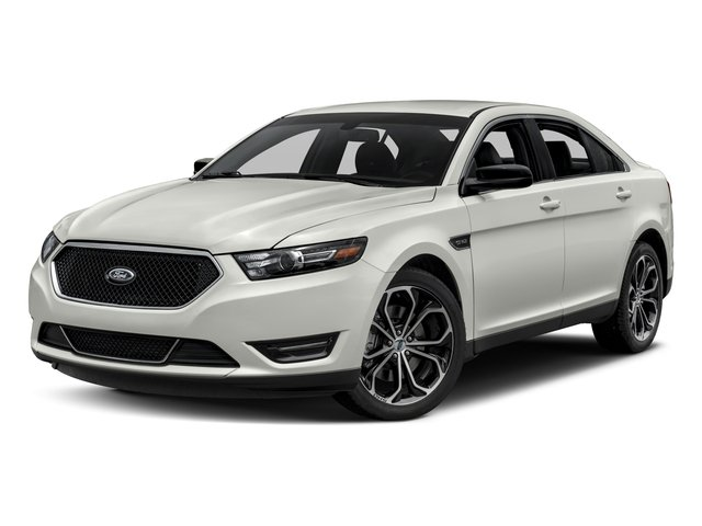 2017 Ford Taurus Prices and Values Sedan 4D SHO AWD V6 Turbo