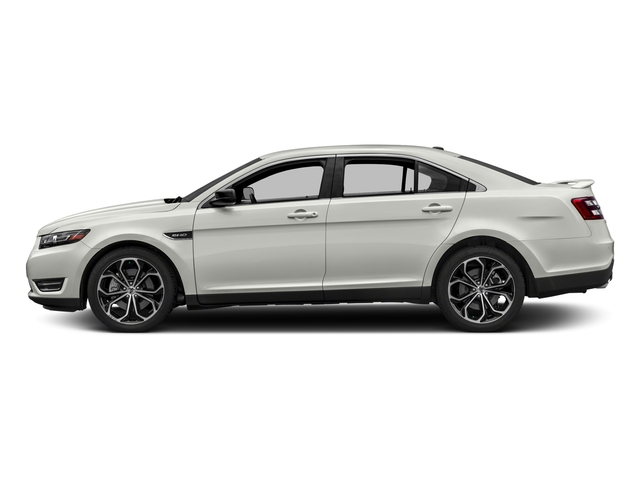 2017 Ford Taurus Prices and Values Sedan 4D SHO AWD V6 Turbo side view