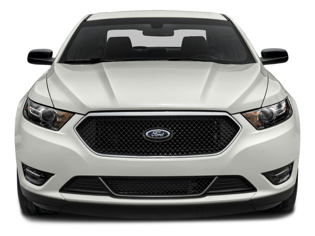 2017 Ford Taurus Prices and Values Sedan 4D SHO AWD V6 Turbo front view