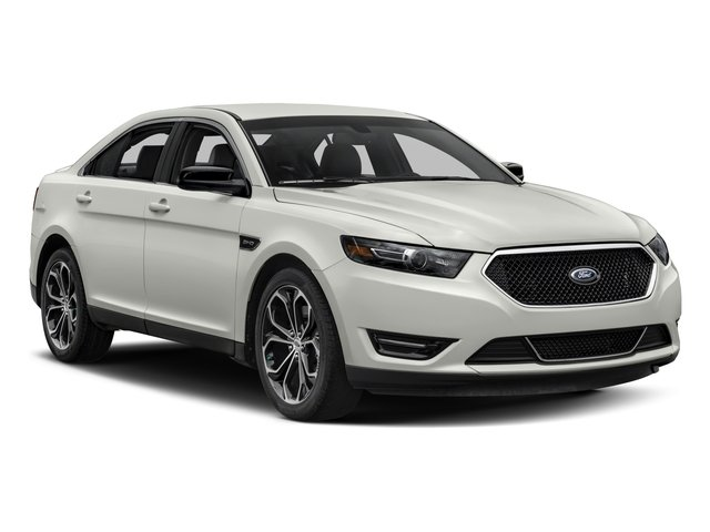 2017 Ford Taurus Prices and Values Sedan 4D SHO AWD V6 Turbo side front view