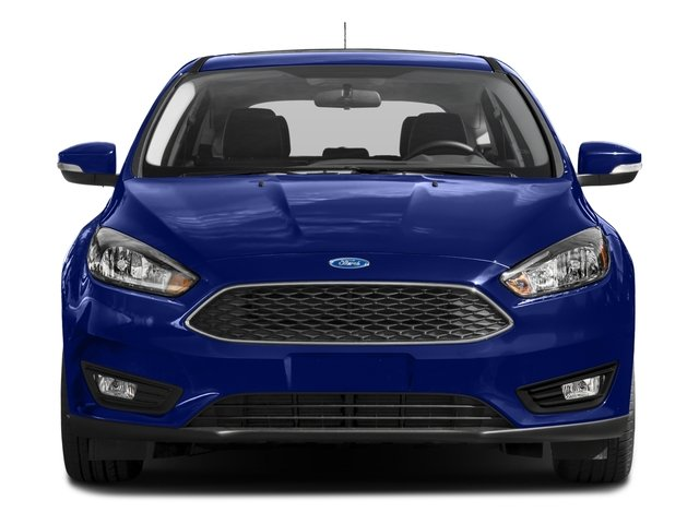 2017 Ford Focus Prices and Values Hatchback 5D SEL front view