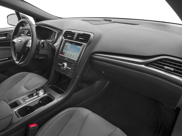 2017 Ford Fusion Base Price Sport Awd Pricing Penger S Dashboard