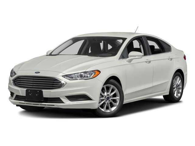 2017 Ford Fusion Prices and Values Sedan 4D SE AWD I4 Turbo