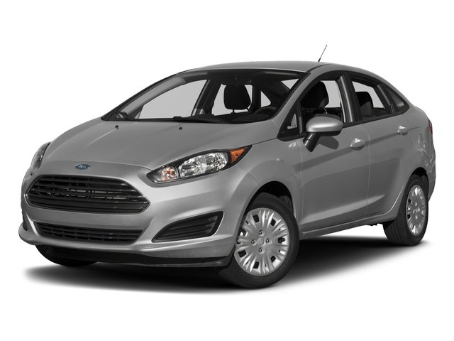 2017 Ford Fiesta Base Price Se Sedan Pricing Side Front View