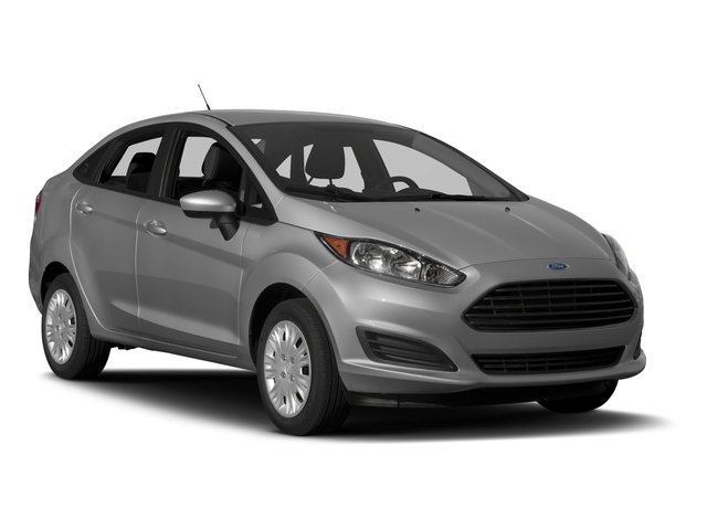 2017 Ford Fiesta Pictures Fiesta Sedan 4D S I4 photos side front view
