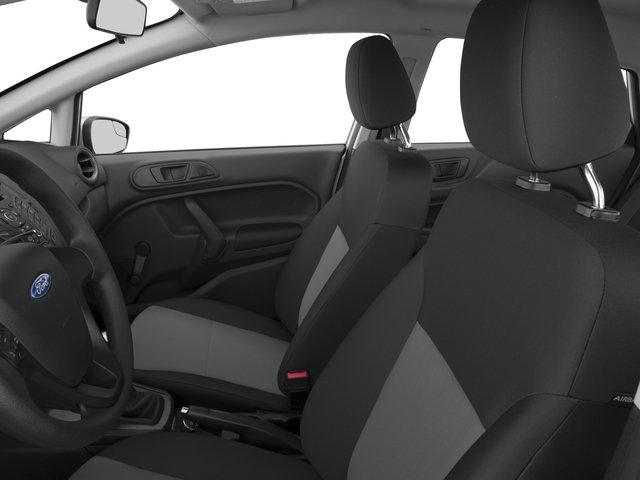 2017 Ford Fiesta Pictures Fiesta Sedan 4D S I4 photos front seat interior