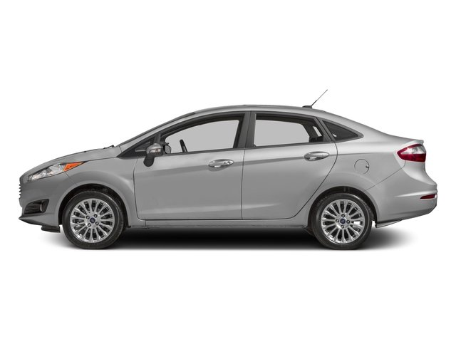 2017 Ford Fiesta Prices and Values Sedan 4D Titanium I4 side view