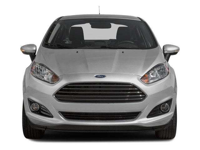 2017 Ford Fiesta Prices and Values Sedan 4D Titanium I4 front view