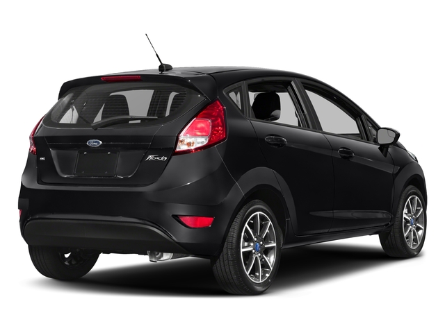 2017 Ford Fiesta Prices and Values Hatchback 5D S I4 side rear view