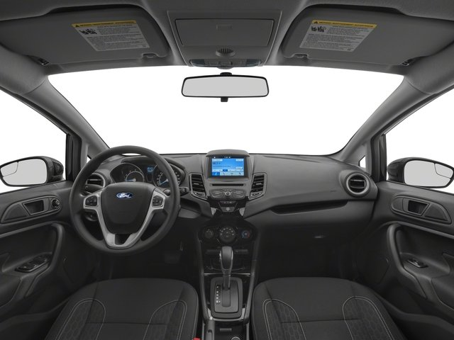 2017 Ford Fiesta Prices and Values Hatchback 5D S I4 full dashboard