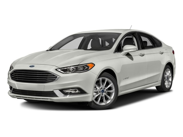 2017 Ford Fusion Prices and Values Sedan 4D SE I4 Hybrid