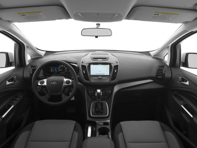 2017 Ford C-Max Energi Base Price SE FWD Pricing full dashboard