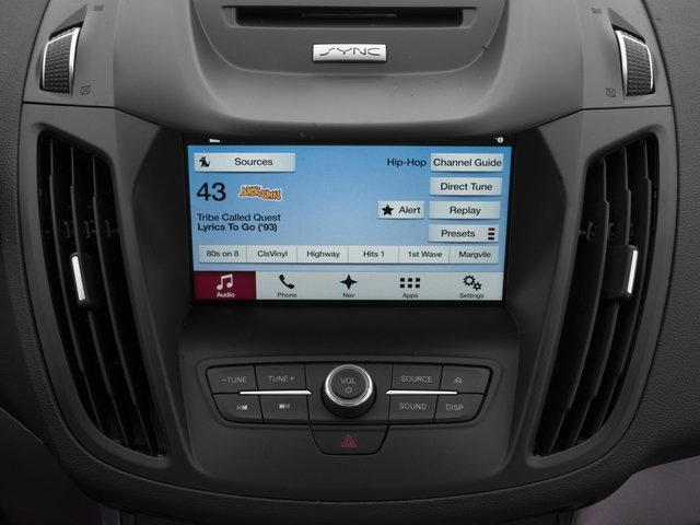 2017 Ford C-Max Energi Base Price SE FWD Pricing stereo system