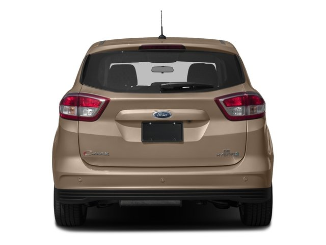 2017 Ford C-Max Hybrid Prices and Values Hatchback 5D Titanium I4 Hybrid rear view
