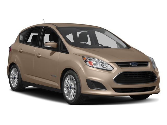 2017 Ford C-Max Hybrid Prices and Values Hatchback 5D Titanium I4 Hybrid side front view