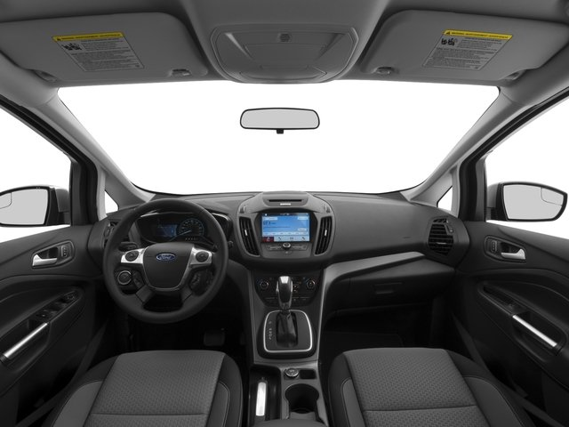 2017 Ford C-Max Hybrid Base Price SE FWD Pricing full dashboard