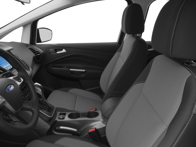 2017 Ford C-Max Hybrid Prices and Values Hatchback 5D Titanium I4 Hybrid front seat interior