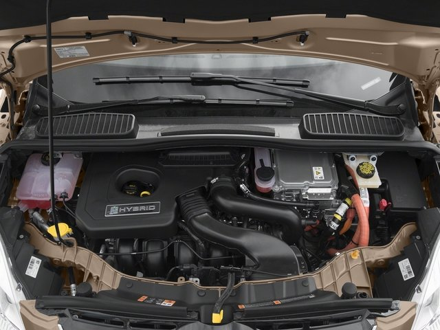 2017 Ford C-Max Hybrid Base Price SE FWD Pricing engine