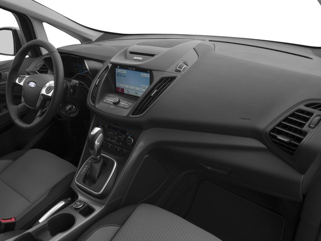2017 Ford C-Max Hybrid Base Price SE FWD Pricing passenger's dashboard