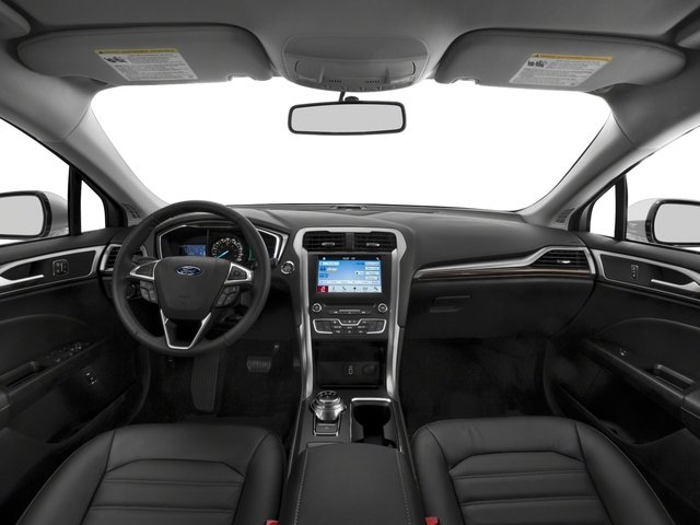 2017 Ford Fusion Energi Pictures Se Fwd Photos Full Dashboard