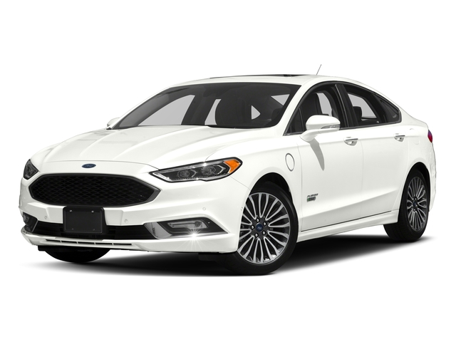 2017 Ford Fusion Energi Pictures Sedan 4d Platinum I4 Electric Photos Side Front