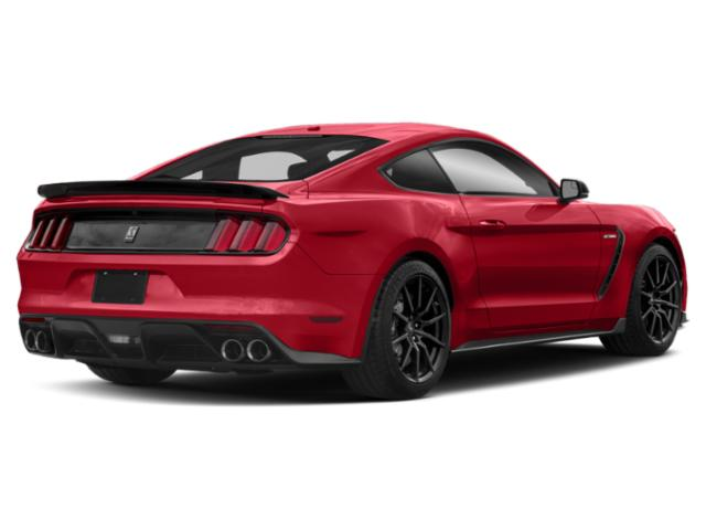 2017 Ford Mustang Prices and Values Coupe 2D Shelby GT350 R V8 side rear view
