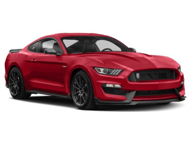 2017 Ford Mustang Prices and Values Coupe 2D Shelby GT350 R V8 side front view