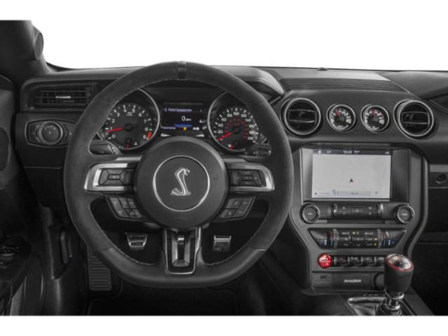2017 Ford Mustang Prices and Values Coupe 2D Shelby GT350 R V8 driver's dashboard