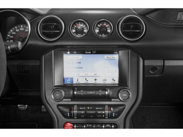 2017 Ford Mustang Prices and Values Coupe 2D Shelby GT350 R V8 stereo system