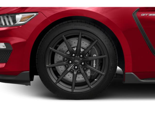 2017 Ford Mustang Prices and Values Coupe 2D Shelby GT350 R V8 wheel
