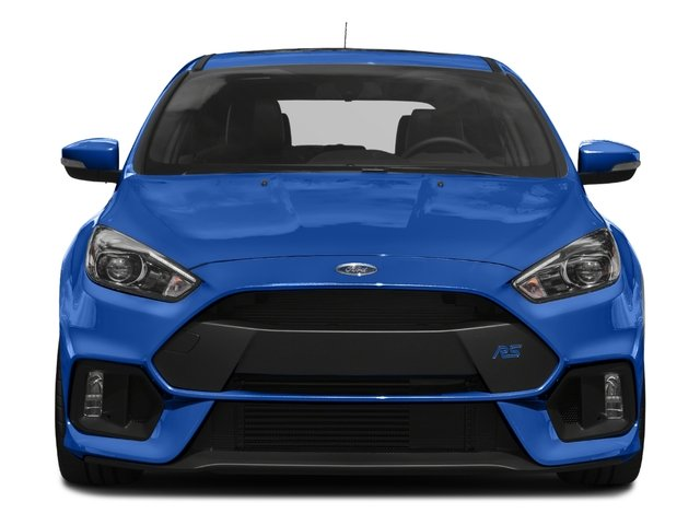 2017 Ford Focus Pictures Focus Hatchback 5D RS AWD I4 Turbo photos front view