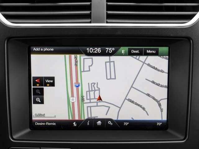 2017 Ford Explorer Prices and Values Utility 4D Sport 4WD V6 navigation system