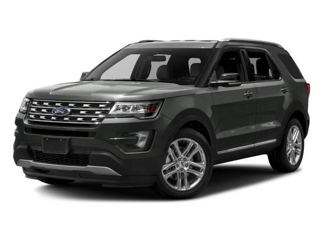 2017 Ford Explorer Prices and Values Utility 4D XLT 2WD V6