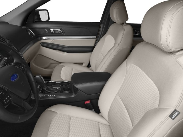 2017 Ford Explorer Base Fwd Pictures Nadaguides