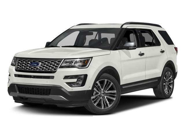 Ford Lease Deals 2017 >> New 2017 Ford Explorer Platinum 4wd Msrp Prices Nadaguides