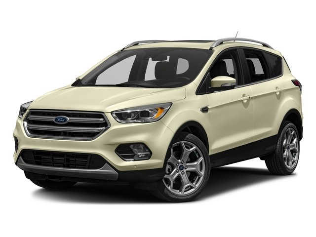 2017 Ford Escape Prices and Values Utility 4D Titanium 2WD I4 Turbo