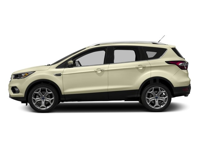 2017 Ford Escape Prices and Values Utility 4D Titanium 2WD I4 Turbo side view