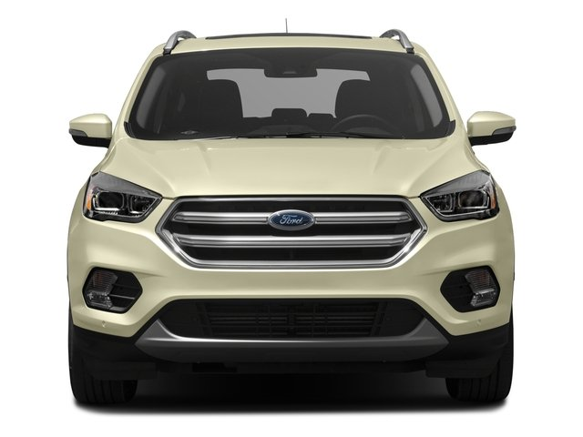 2017 Ford Escape Prices and Values Utility 4D Titanium 2WD I4 Turbo front view