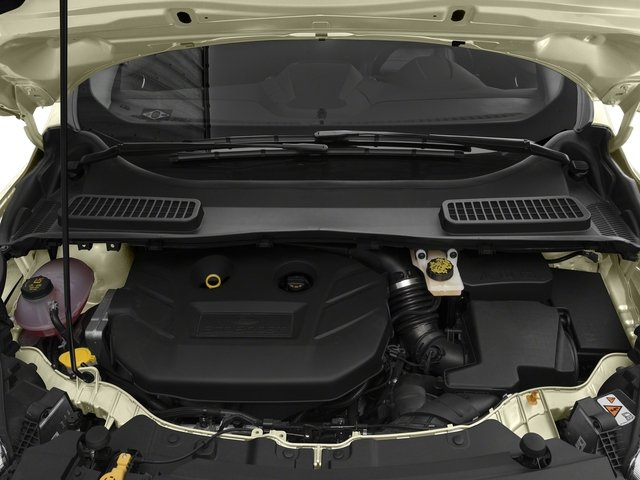 2017 Ford Escape Prices and Values Utility 4D Titanium 2WD I4 Turbo engine